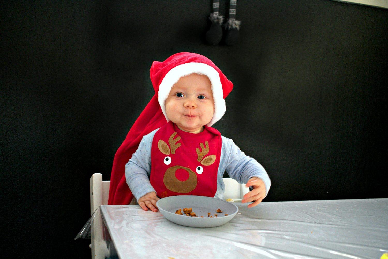 Oppskrift: julekaker til baby!