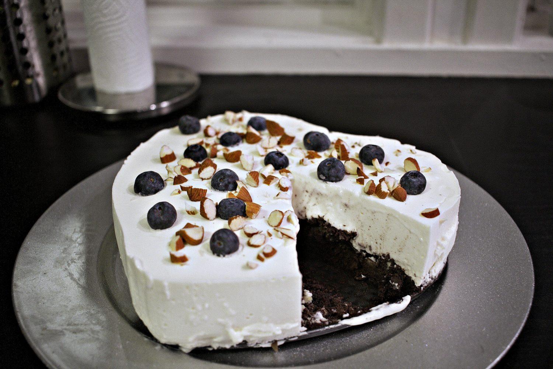 LCHF: tidenes beste ostekake!