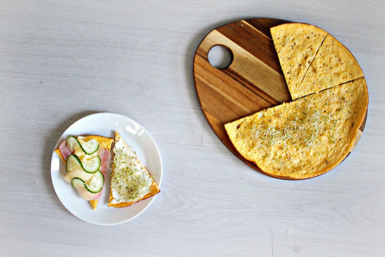 LCHF: Crunshy pannebrød – det perfekte alternativ til brød!