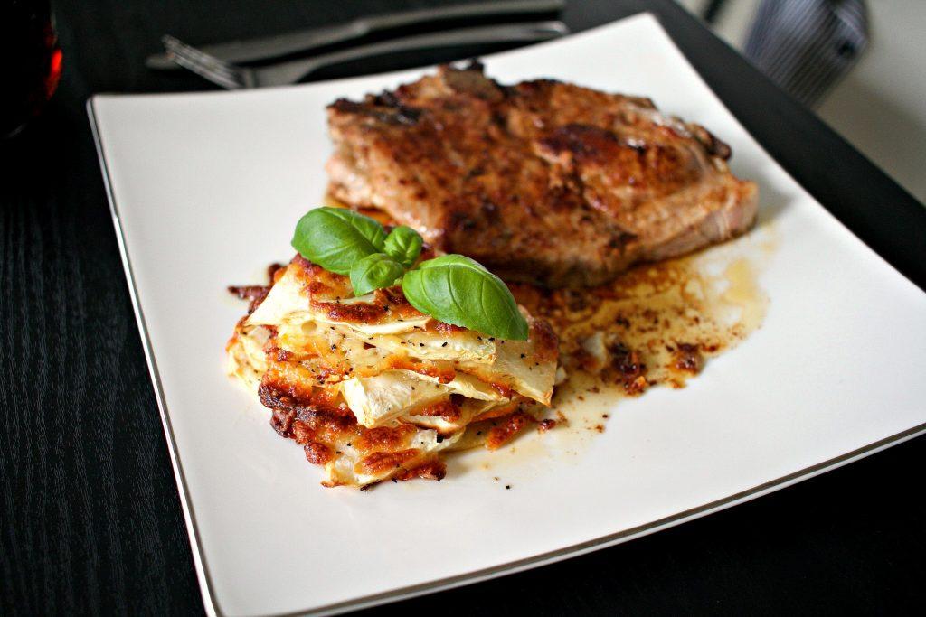 lasagne uten ostesaus